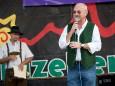 Bgm. Manfred Seebacher - Kleine Zeitung Platzwahl Fest am Erlaufsee