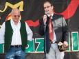 Manfred Seebacher und Thomas Götz (Kleine Zeitung) - Kleine Zeitung Platzwahl Fest am Erlaufsee