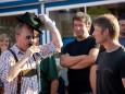 Wolfgang Höhn zieht den Hut vor der Leistung von Thomas Stöger - Kleine Zeitung Platzwahl Fest am Erlaufsee