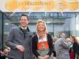 Georg und Katharina Rippel-Pirker - Offizielle Eröffnung der erLEBZELTEREI Pirker in Mariazell (7.4.2014)