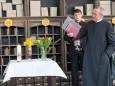 Superior P. Karl Schauer - Offizielle Eröffnung der erLEBZELTEREI Pirker in Mariazell (7.4.2014)