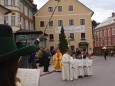 Erstkommunion in Mariazell am 22. April 2012