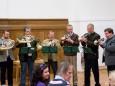 Erwachsenenkonzert 2012 der Musikschule Mariazellerland - Jagdhornbläser Erzherzog Johann