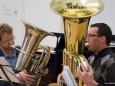 Erwachsenenkonzert 2012 der Musikschule Mariazellerland - Hannes Haider, Alexander Brandl