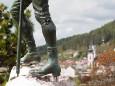 Erzherzog Johann Sicht auf Mariazell