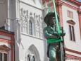 Erzherzog Johann Umsiedlung zum Hauptplatz
