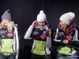 FIS Europacup der Damen in St. Sebastian - Mariazellerland 2011- Team Deutschland