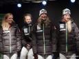 FIS Europacup der Damen in St. Sebastian - Mariazellerland 2011 - Team Norwegen