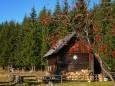 Alpenvereinshütte Fahrnboden - Herbstwanderung Köckensattel-Fahrnboden-Ochsenboden