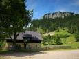 Start in der Schöneben - Fallenstein (1536m) Wanderung
