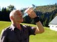 Es ist nur Wasser -  Fastenwanderungen mit Dr. Surböck bei der Saftfastenwoche im Herbst 2012 - Mariazellerland