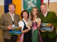 Robert & Roswitha Karner, Maggie Entenfellner, Fred Lindmoser - Bildbandpräsentation Faszinierendes Mariazellerland