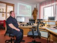 Christian Staberl Einsatzzentrale Feuerwehr - Tag der offenen Tür im Rüsthaus Mariazell