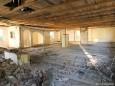 Umbauarbeiten beim alten Rüsthaus Mariazell zur Neuadaptierung