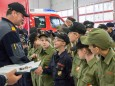Wissenstest der Feuerwehrjugend in Mariazell am 12. Oktober 2013