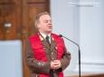 Landesfeuerwehrkurat Dr. Pater Michael Staberl - FF Gußwerk Fahrzeugsegnung am 2. Mai 2015