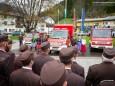 FF Gußwerk Fahrzeugsegnung am 2. Mai 2015