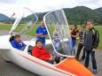 Poly Flugtag Mariazell Segelflug-Sportklub. Foto: Hans Hölblinger