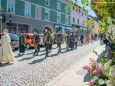 Fronleichnamsprozession in Mariazell 2016