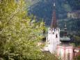Mariazeller Basilika im Frühlingskleid