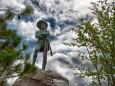 Erzherzog Johann blickt auf das Mariazellerland