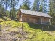 Neue Hütte auf der Pumperlhochalm - Gr. Geiger (1723 m) Rundwanderung von Hinterwildalpen