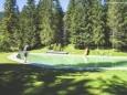 Waldbad in Hinterwildalpen - Gr. Geiger (1723 m) Rundwanderung von Hinterwildalpen