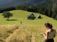 Höchbauer - Von der Gemeindealpe zum Zellerrain