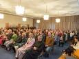 Voller Saal - Mariazell - Gemeinderat Angelobung und Bürgermeister- und Stadtratwahl am 23.4.2015