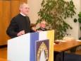 Mag. Superior P. Karl Schauer - Mariazell - Gemeinderat Angelobung und Bürgermeister- und Stadtratwahl am 23.4.2015