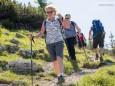 Christa & Christa - Wanderbare Gipfelklänge am 6. Juni 2015 - Gemeindealpe-Vorderötscher-Ötscherhias-Ötscherbasis Wienerbruck