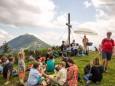 Kleiner Ötscher - Wanderbare Gipfelklänge am 7. Juni 2015 - Lackenhof-Riffelsattel-Kleiner Ötscher-Eibenkogel-Fuchswaldhütte Weitental