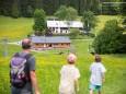 Fuchswaldhütte - Wanderbare Gipfelklänge am 7. Juni 2015 - Lackenhof-Riffelsattel-Kleiner Ötscher-Eibenkogel-Fuchswaldhütte Weitental