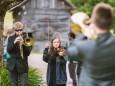 Gipfelklänge 2017: Ensemble 013 spielten auf  © Mostviertel Tourismus/Fred Lindmoser