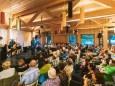 Gipfelklänge 2017: Bis zu später Stund - lauschten zahlreiche Gäste den beliebten Künstlern auf der Ötscher-Basis © Mostviertel Tourismus/Fred Lindmoser