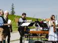 Vier Ausseer Geigen. Muckenkogel Lilienfeld ©Mostviertel Tourismus/Fred Lindmoser