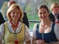 Mag. Elisabeth Hansa (GF Europeum) und Katharina Haas