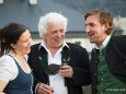 Katharina Haas, Otmar Edelbacher (Tourismus) und Peter Kroneis