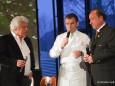 Architekt Otmar Edelbacher (Tourismusobmann), Toni Mörwald und Mariazells Bürgermeister Josef Kuss