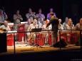 Toni Jagitsch mit Glenn Miller Swing bei der Mariazeller Bergwelle