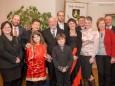 Fam. Sampl - Goldene Ehrennadel der Stadt Mariazell für Ing. Hugo Sampl und Dr. Winfried Wagner