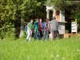 Erste Station. Heilige und Heilende Wege nach Mariazell - Kräutergärten am Sebastianiweg