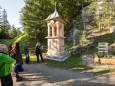 Weitere Station. Heilige und Heilende Wege nach Mariazell - Kräutergärten am Sebastianiweg