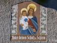 Heiligenbilder Fassaden