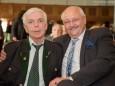 Helmut Pertl mit dem ersten Bürgermeister aus Altötting Herbert Hofauer