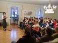 """Hildegard von Bingen Vortrag in der Apotheke """"Zur Gnadenmutter"""" in Mariazell"""
