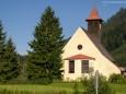 Start gegenüber der Kirche in Frein - Wanderung auf die Hinteralm (1450 m) ab Frein