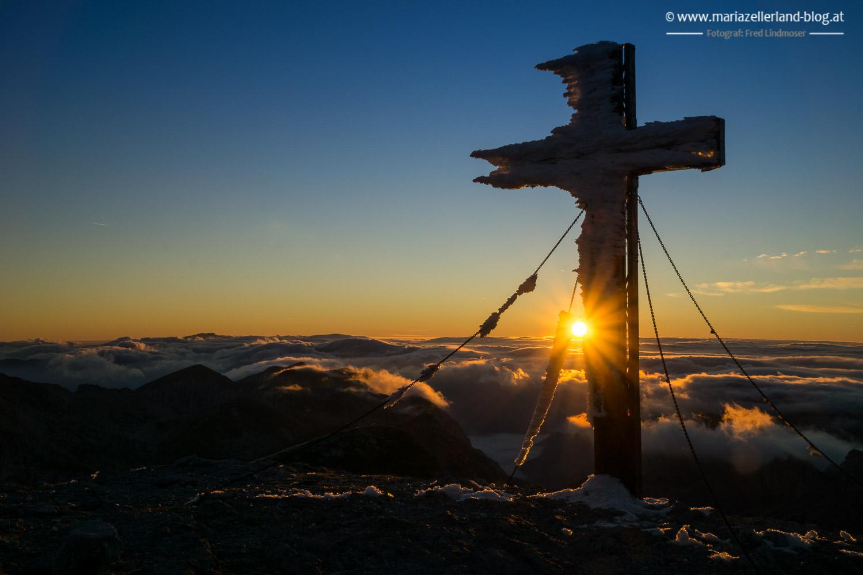 sonnenuntergang mit nebel und - photo #46