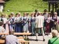 Annaberger Chor - Höfe-Wanderung am Joachimsberg (28.5.2016)