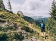 Richtung Rotsohlalm | Hohe Veitsch - Rundtour